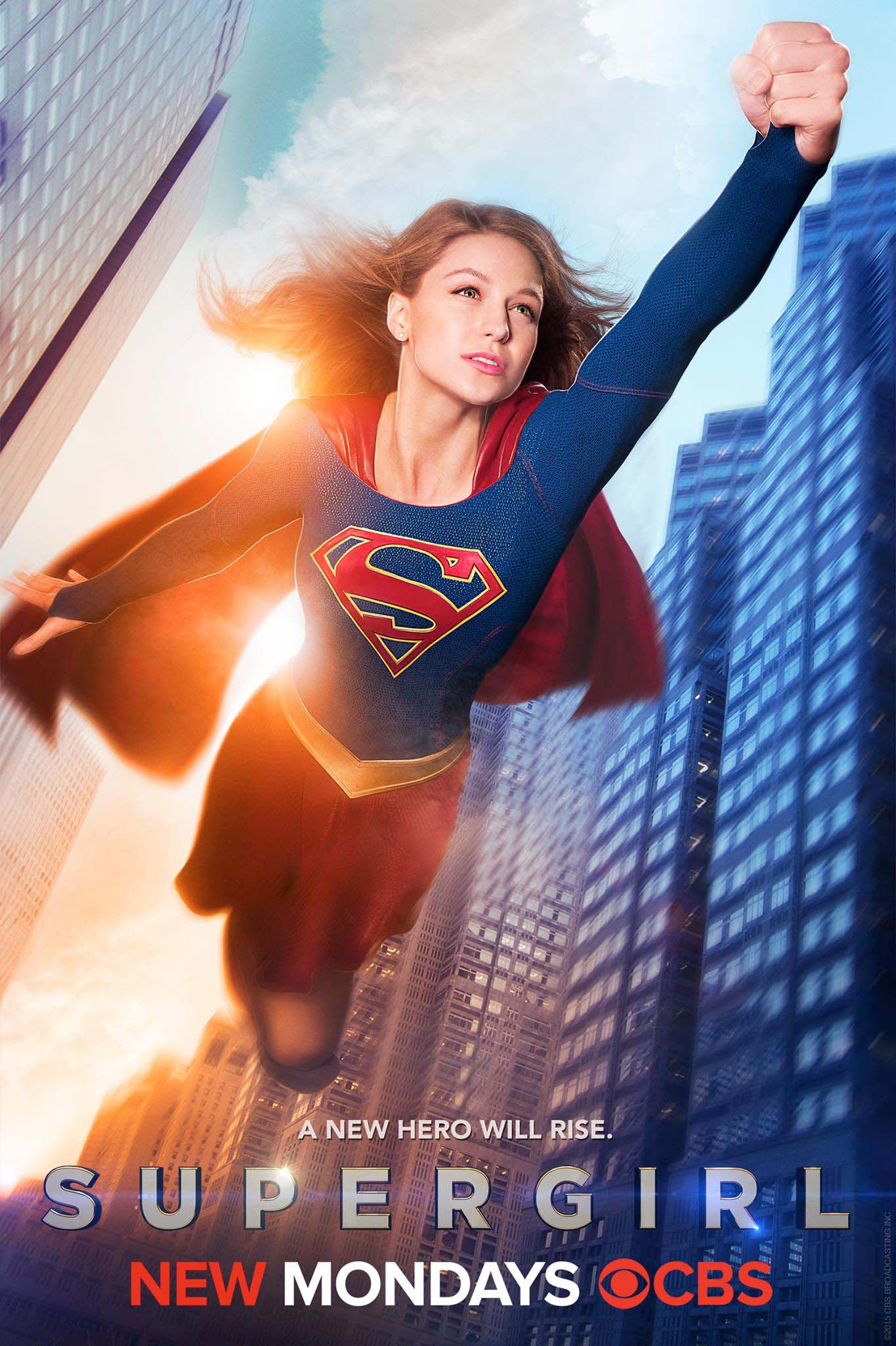 Supergirl TV series netlix