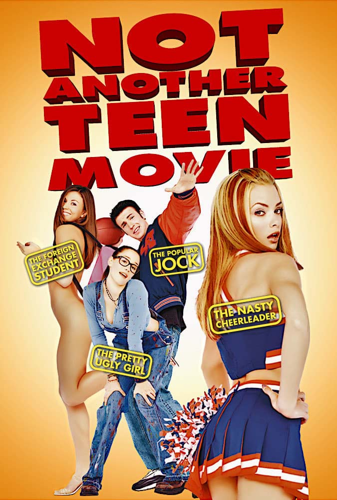 Not another teen movie Full Movie poster Free Online