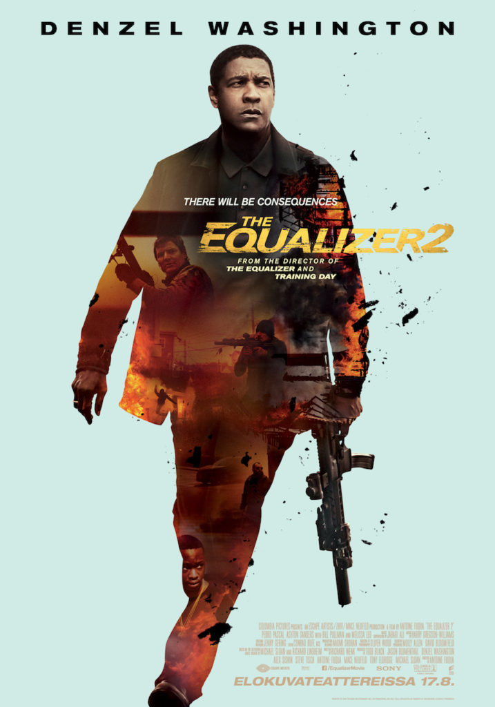 The Equalizer 2 (2018) Full Movie Free Online