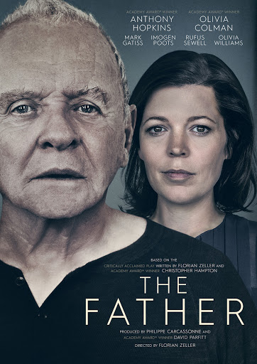 The Father (2021) movie poster
