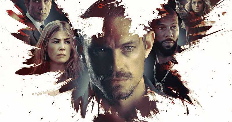 The Informer is an action-thriller movie starring Joel Kinnaman, Rosamund Pike