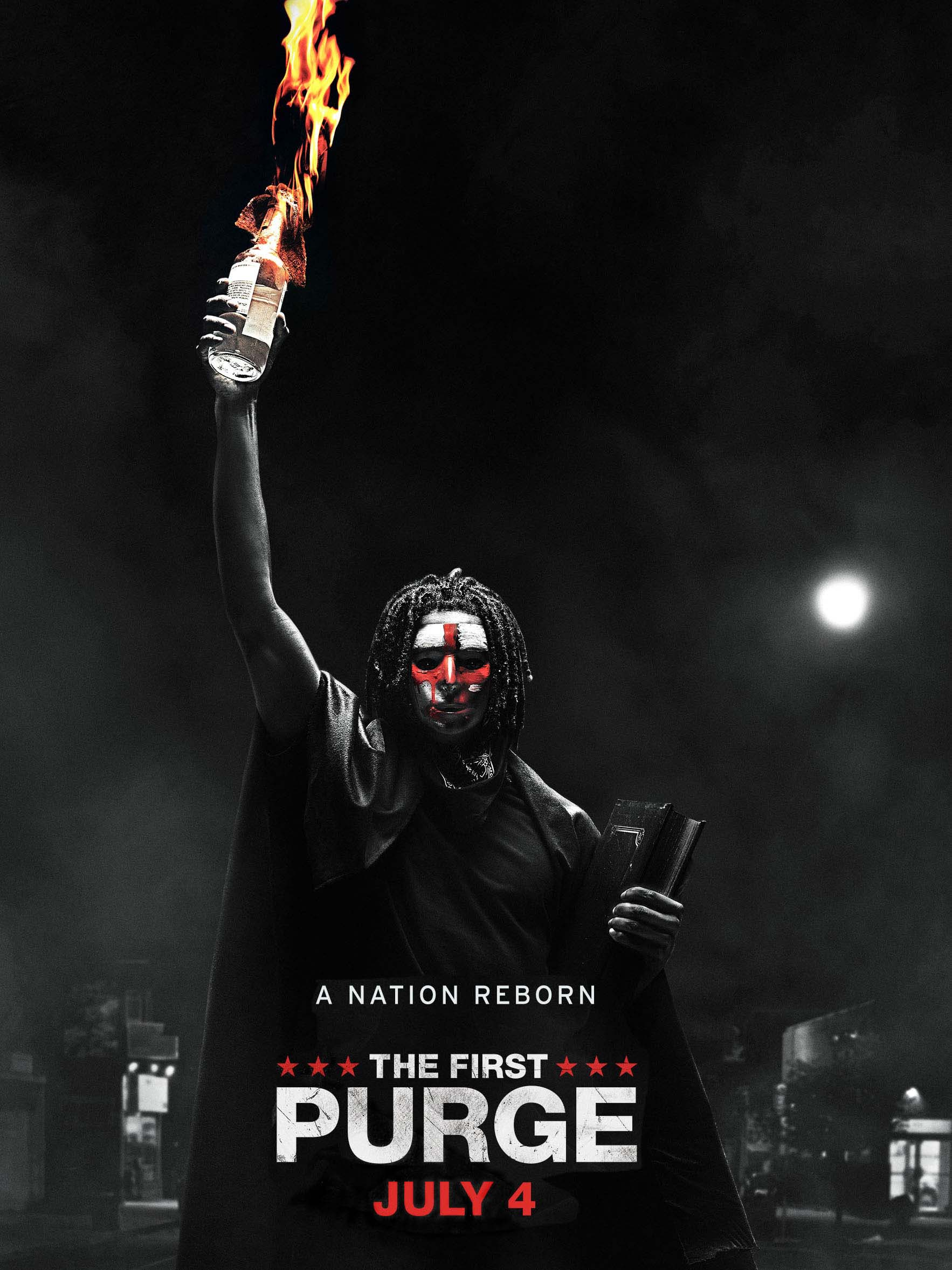 The First Purge (2018) Full Movie Free Online