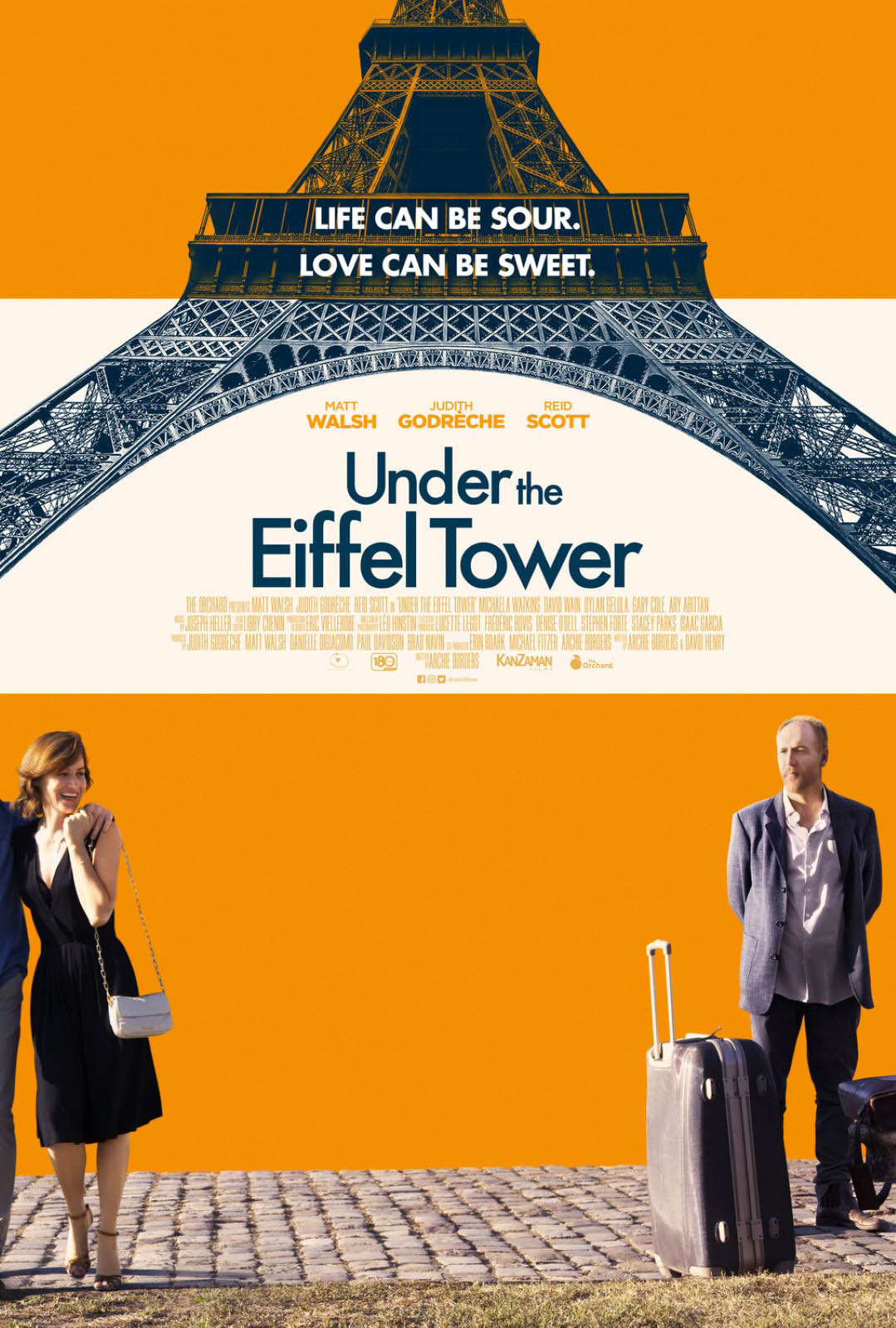 under the eiffel tower - 2019 Movie Trailer Online