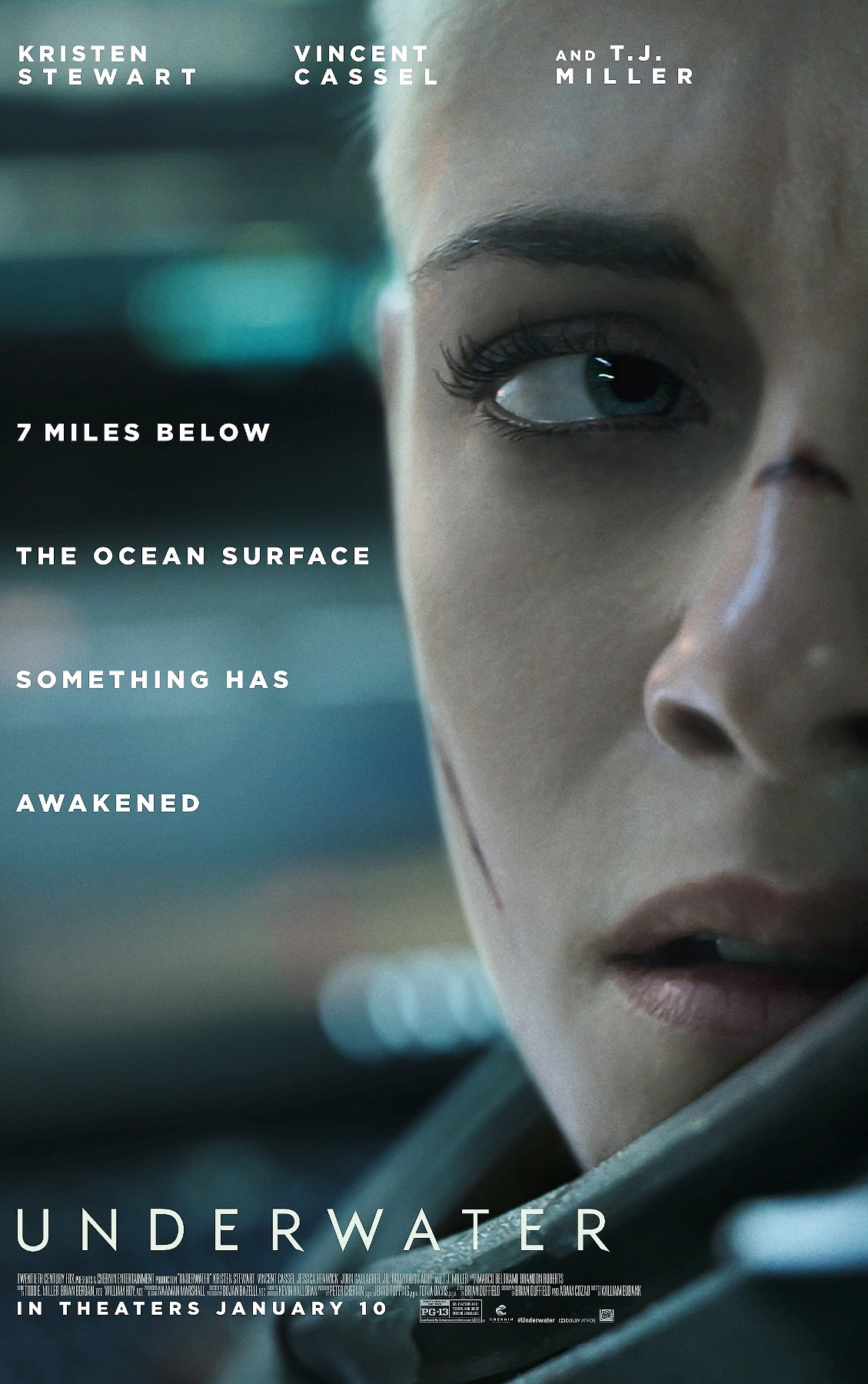 Underwater (2020) Official Full Movie Free Online