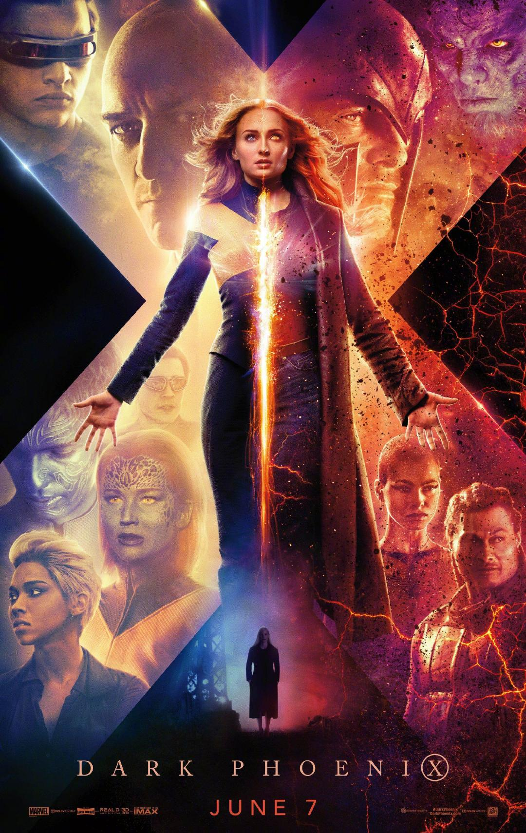 X-Men: Dark Phoenix 2019 Full Movie Free Online