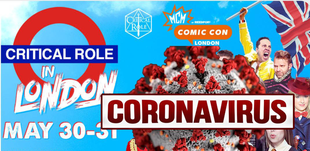 What's on at ComicCon London this Spring and Summer 2020
