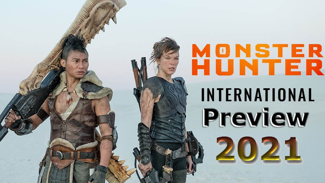 MONSTER HUNTER Extended Movie Preview video drops
