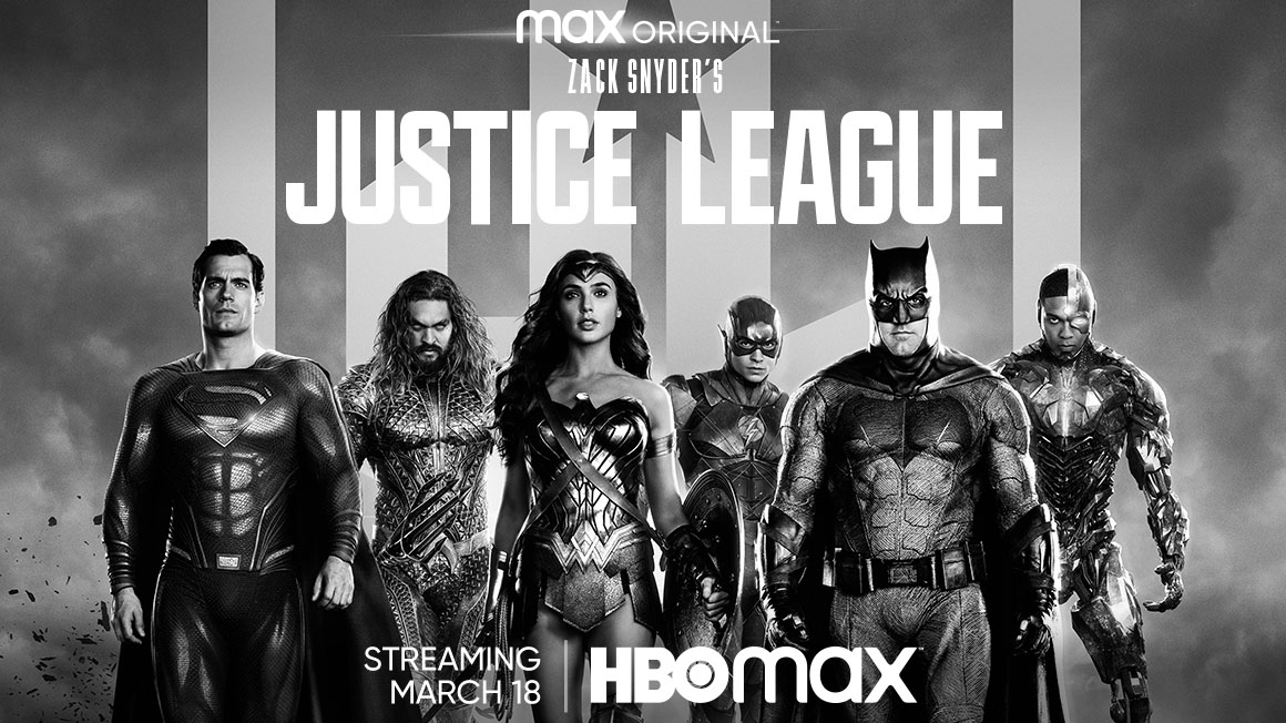 Zack Snyder's Justice League – 10 Minute Official Movie Preview