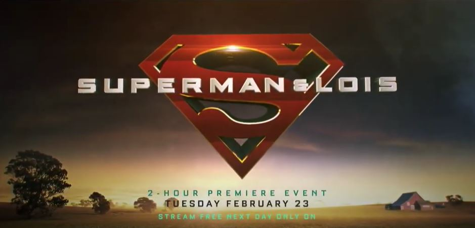 Superman and Lois Brand New Season shows a different side