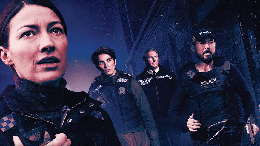 A new series of the popular BBC series Line of Duty starts Sunday