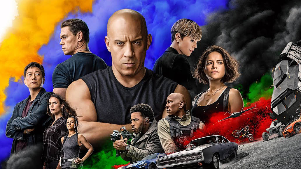 Fast & Furious 9 NEW TRAILER for 2021