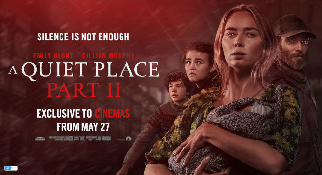 'A Quiet Place Part II' Battles 'The Conjuring: The Devil Made Me Do It' at the Box Office