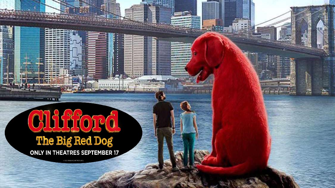 Clifford the Big Red Dog (2021) – Official Trailer – Paramount Pictures