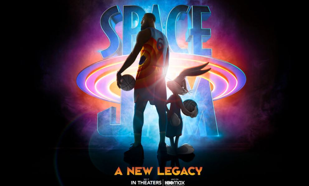 SPACE JAM: A NEW LEGACY out FRI 16 JUL latest Trailer