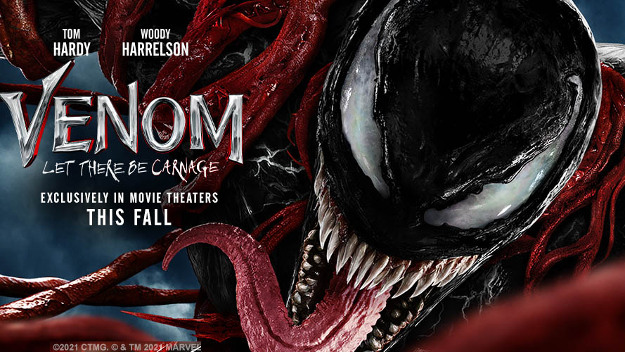 Woody Harrelson takes VENOM: LET THERE BE CARNAGE to what is should be – Official Trailer 2