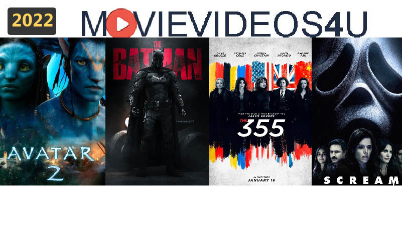 Movies coming out soon in 2022