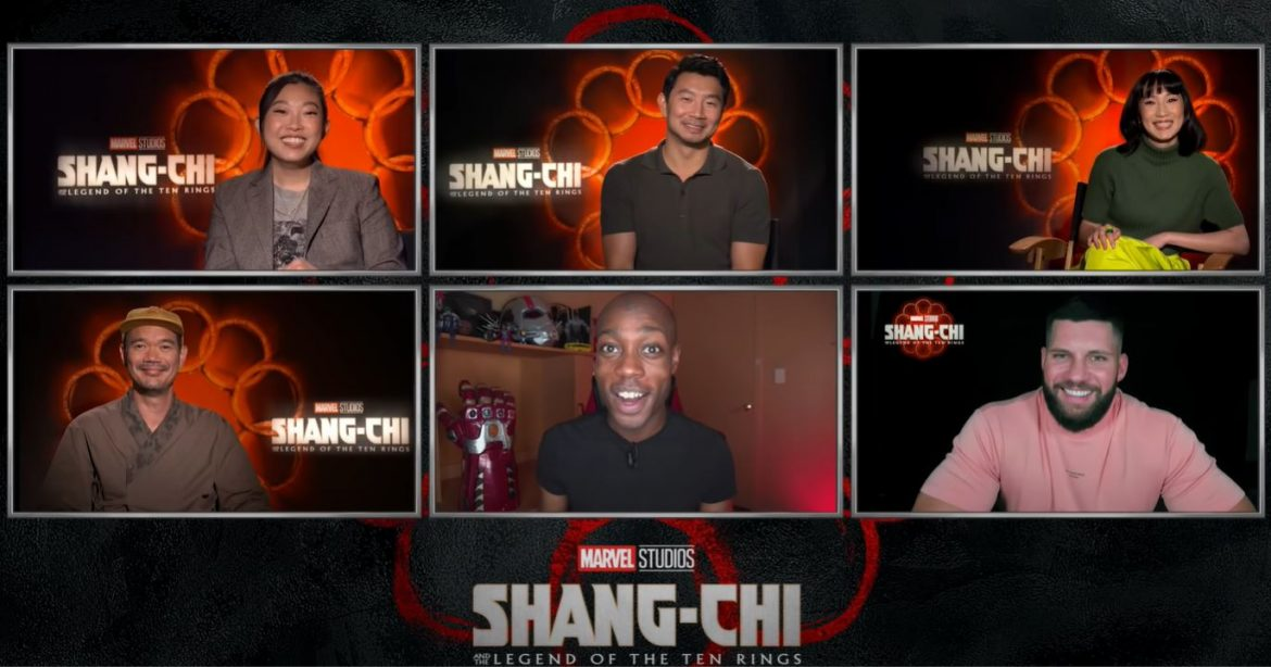Cast of Shang-Chi and the Legend of the Ten Rings Tell us about their characters