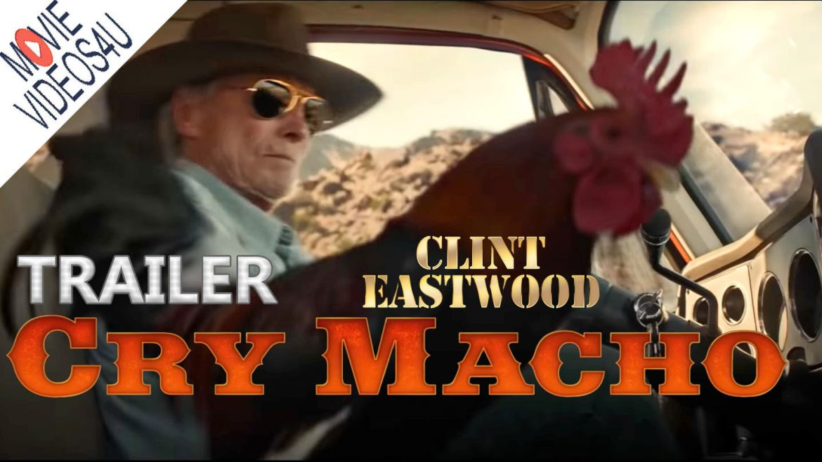 Clint Eastwood in New Movie CRY MACHO watch the official trailer here