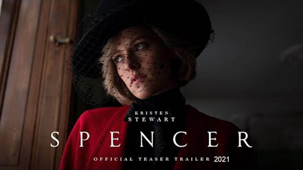 SPENCER – Film about Princess Diana first video trailer ahead of cinema release