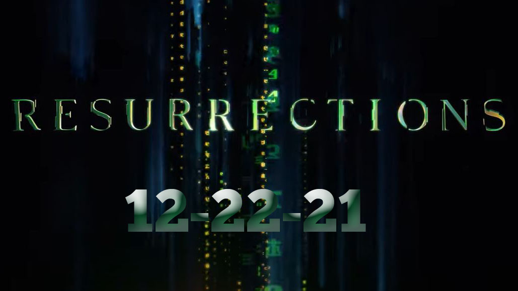 wow The Matrix returns in Resurrections New First Trailer is out in Cinemas this year