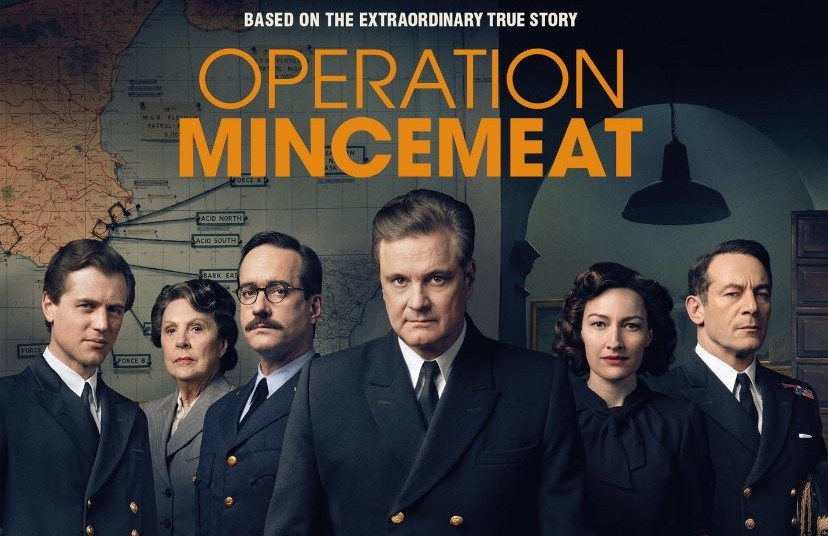 Operation Mincemeat – Official Movie Trailer 2022 Warner Bros