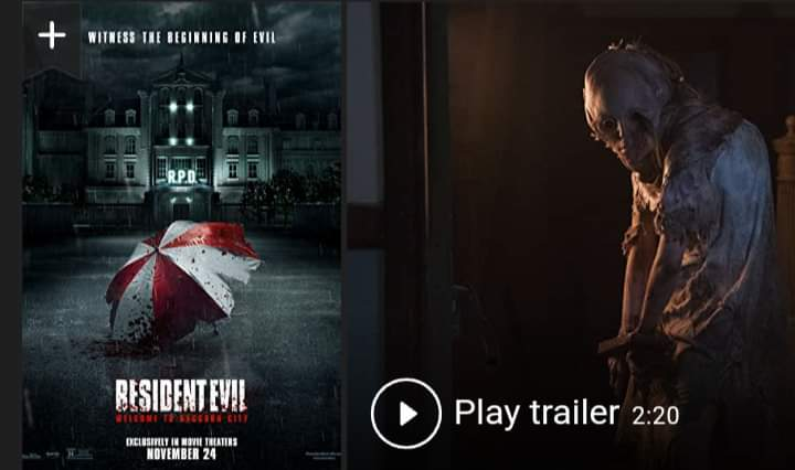 RESIDENT EVIL: WELCOME TO RACCOON CITY – Official video