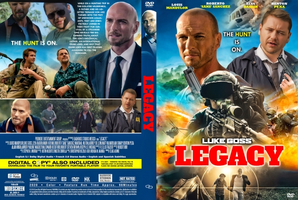 Legacy – 2020 Full Action Movie