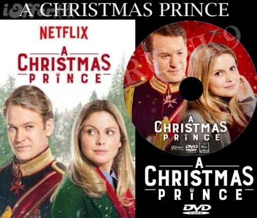 Christmas With A Prince – Full Movie 2018